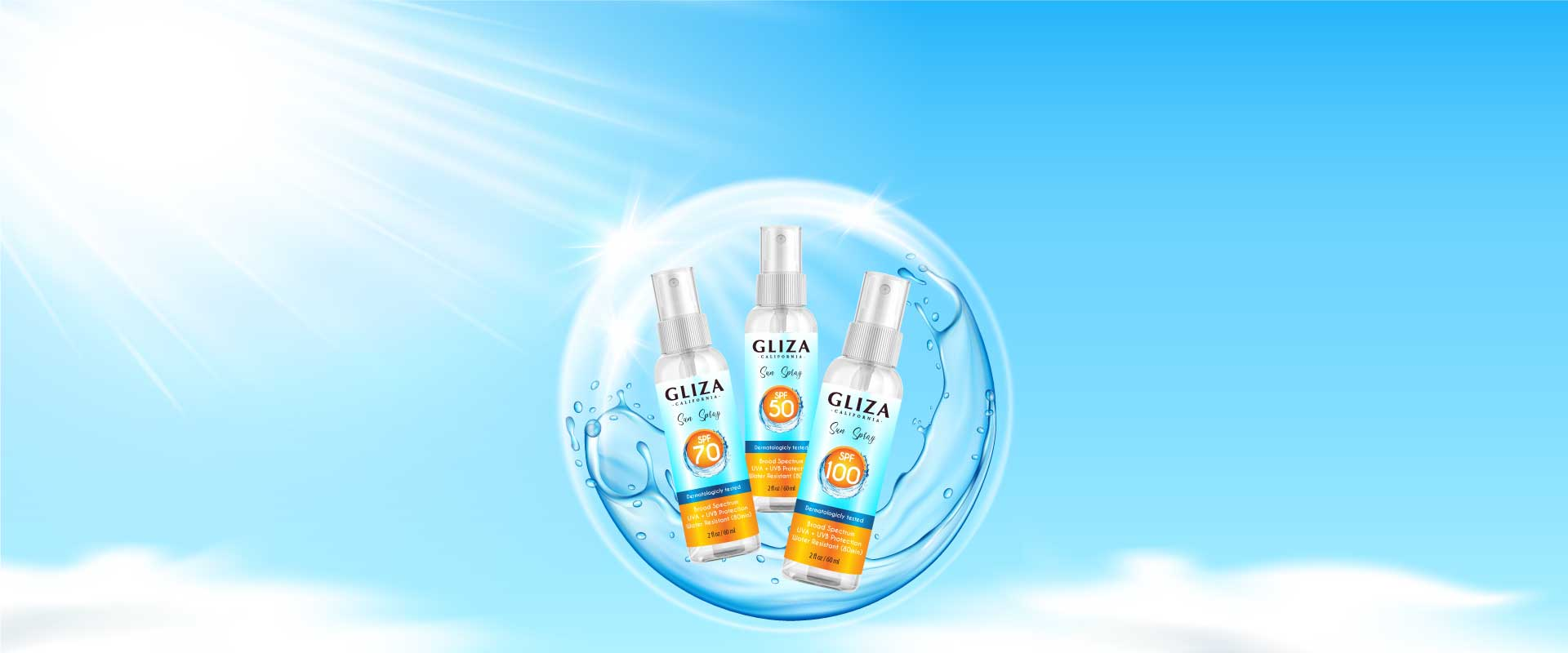 Gliza-Sun-Spray-Web-Banner